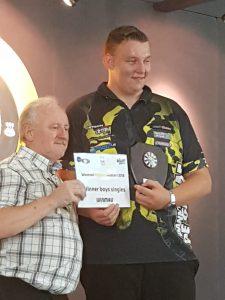 Danny de Graaf winnaar Boys Belgium Open