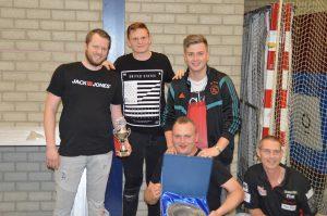 Kampioen vijfde divisie: De Zware Jongens 3