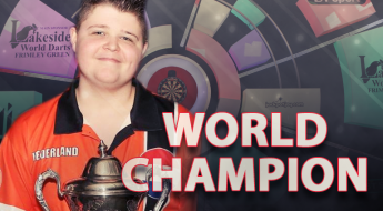 Justin World Champion