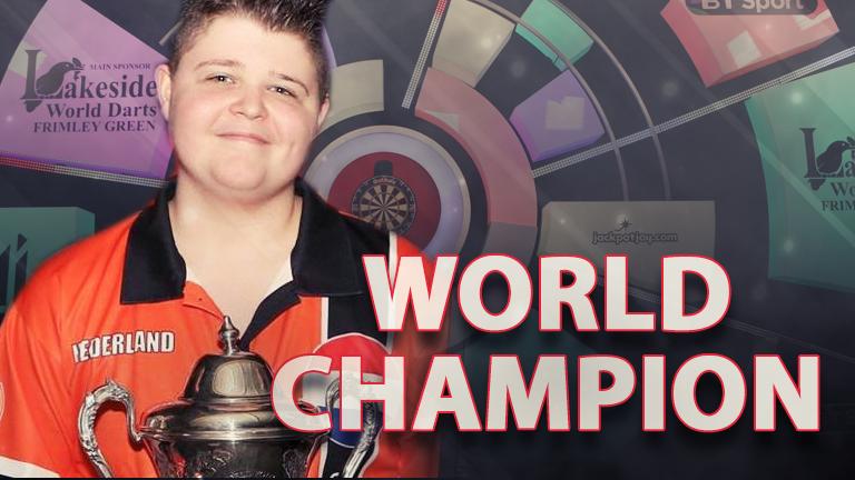Justin World Champion