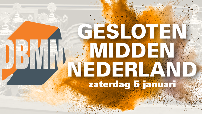 Gesloten Midden Nederland